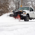 Plowing in Windham, NH