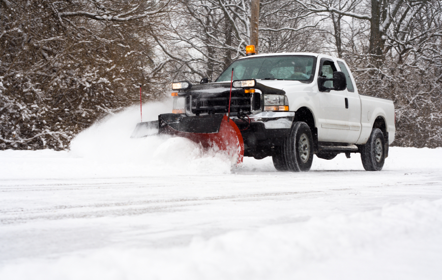 Big Lots Financing >> Snow Plowing | LaBrie Property Maintenance and Landscaping