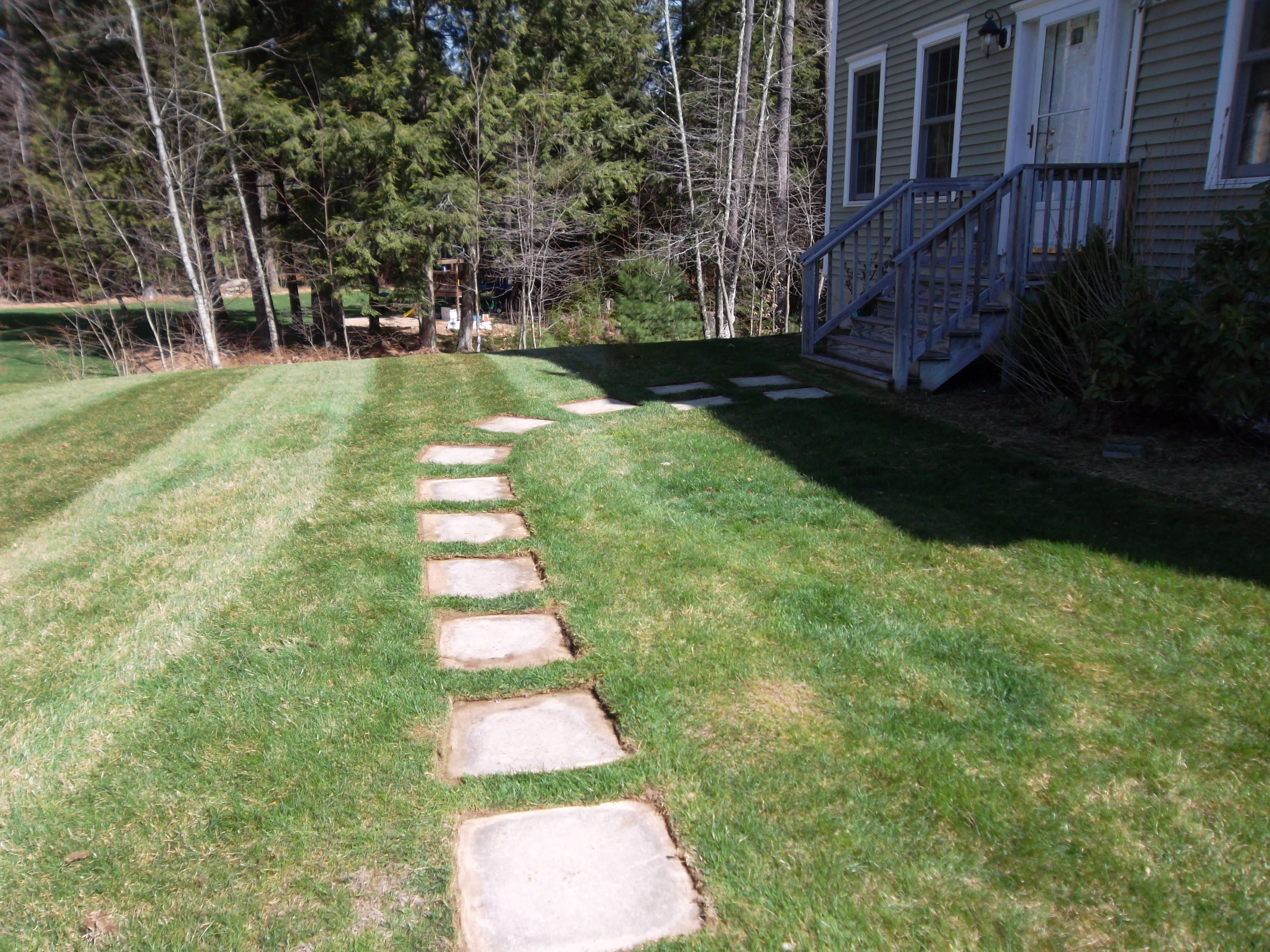spring clean up and dethatch lawn u2013 newmarket nh labrie