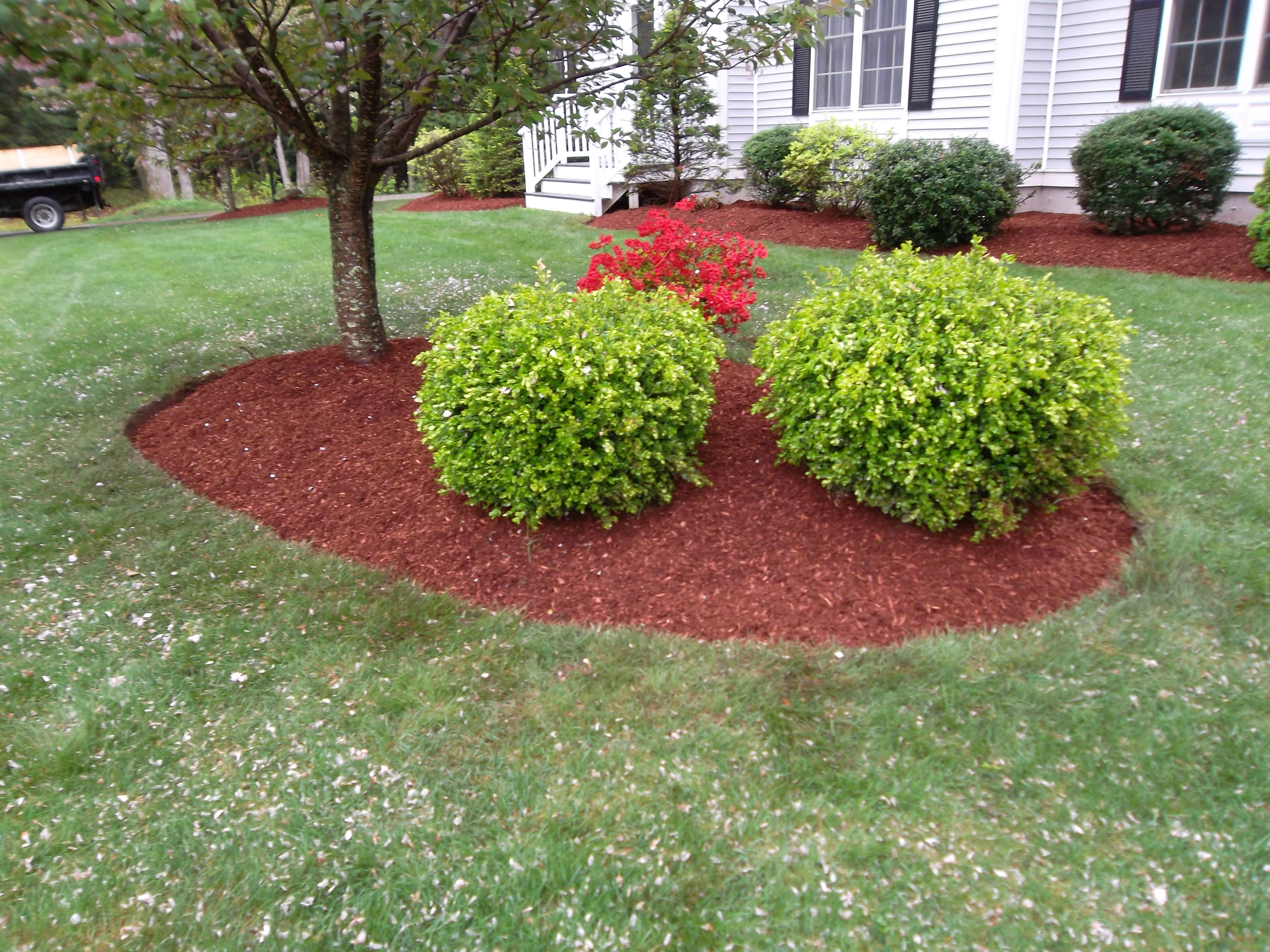Landscaping drainage around house 2017 2018 best cars for Garden maintenance jobs