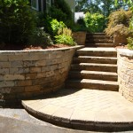Retaining Wall and Walkway Repair – Londonderry, NH