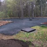 Power Raking, Loam Spreading, and Hydro-Seeding. Raymond, NH.